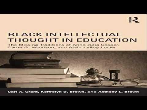 "Black intellectual does not mean ""raceexpert."""