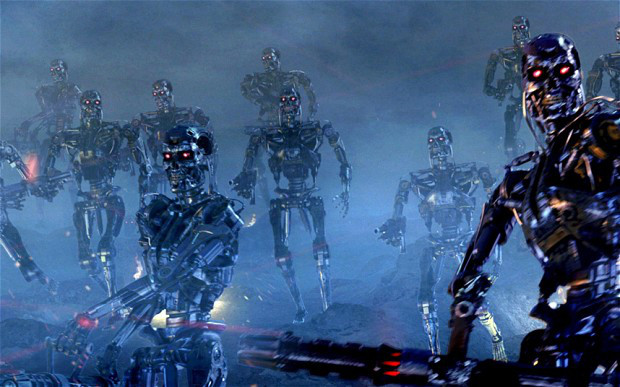 'Super soldiers': The quest for the ultimate human killingmachine