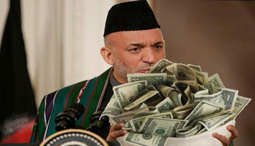Afghan Leader Confirms Cash Deliveries by C.I.A.: What else are they doing?!?