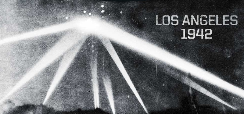The 1942 (FAKE)Battle of Los Angeles!