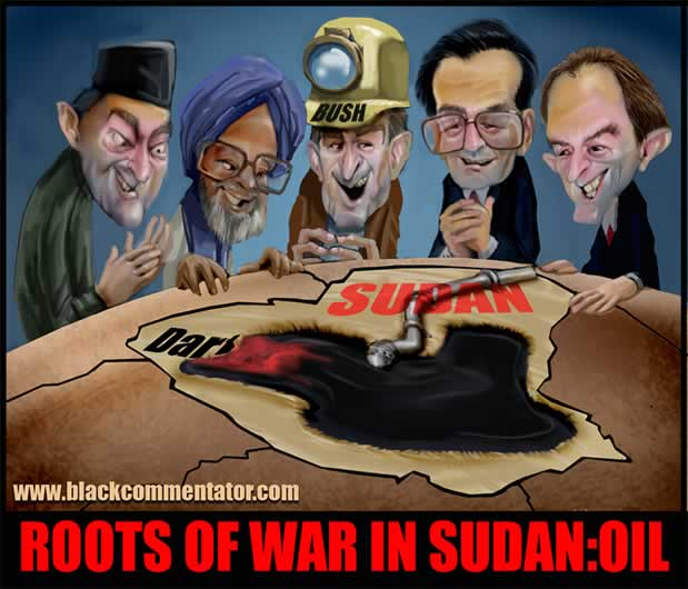 Racism is at the root of Sudan's Darfur crisis!