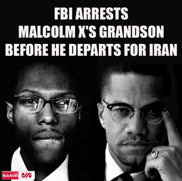 The Tragedy of Malcolm X's grandson!
