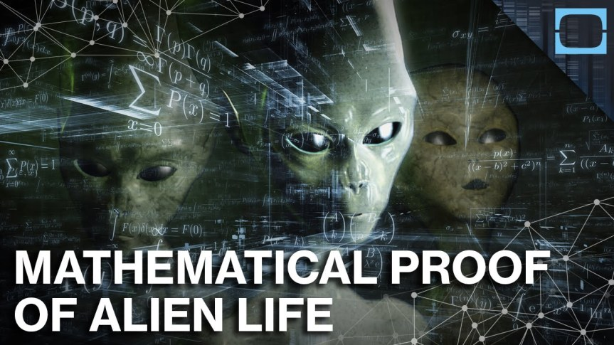 ( Up Dated):The belief that Aliens exist is/was a manufacturedphenomenon.