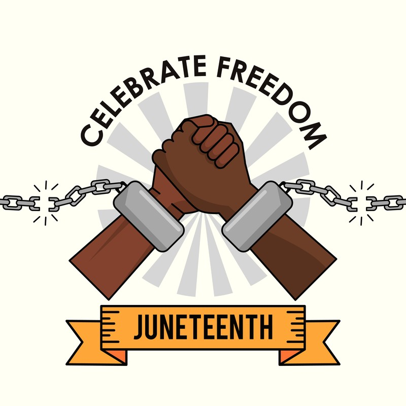 Juneteenth! Celebrate your *Freedom*!