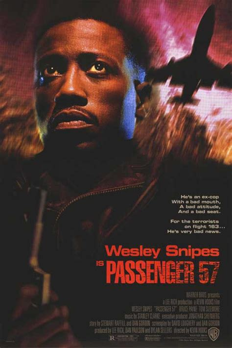 A Sequel to Passenger 57 is coming!